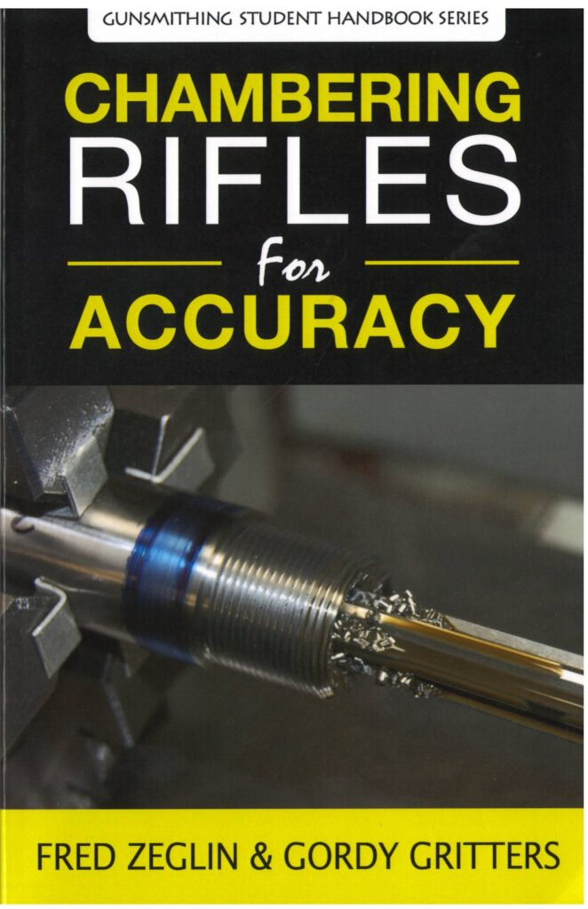 Book, How to chamber rifles accurately.
